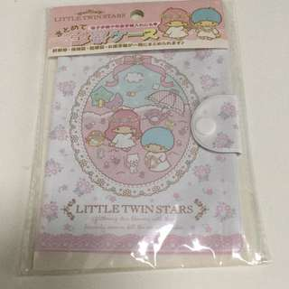 Little twin star passport cover