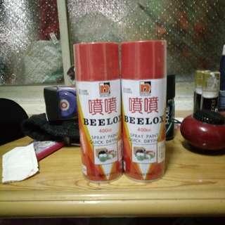 噴噴漆2罐