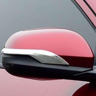 Honda Vezel Side Mirror Trimming