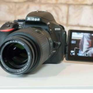 kredit kamera DSLR Promo bunga 0% Nikon D5500 tersedia Canon Lumix Sony Fujifilm Gopro