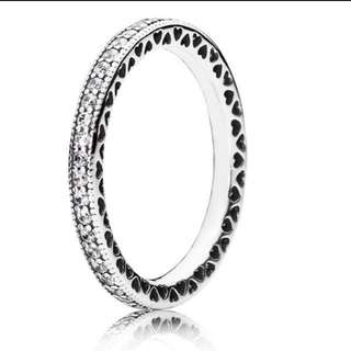 (Selling fast) Authentic Pandora Ring
