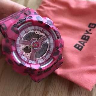 🈹️Casio Baby G 特別版女裝手錶HKD600