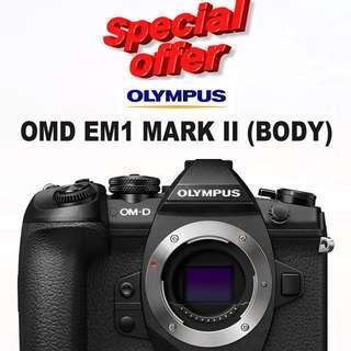 Olympus OMD- E-M1 Mark 2