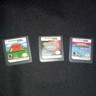 Ds lite game bundle