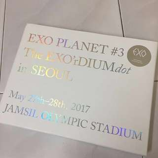[READY STOCK] EXO PLANET EXO'rDIUMdot (CD)