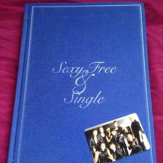 Super Junior Sexy Free & Single Album
