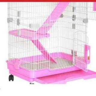 Pet Cage (Rabbit)