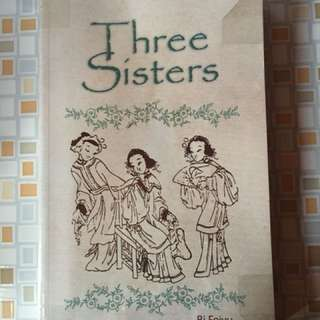 (Bekas) Three Sister Novel - Bi Feiyu [BUKU MURAH]