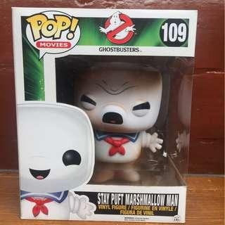 Funko POP! Stay Puft Marshmallow Man (Toasted) #109