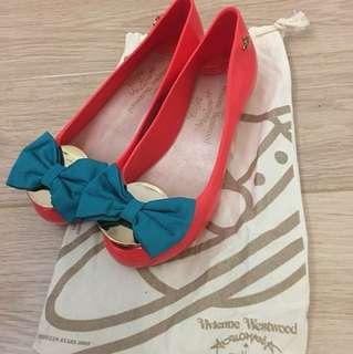 Vivienne Westwood x Melissa 蝴蝶鞋