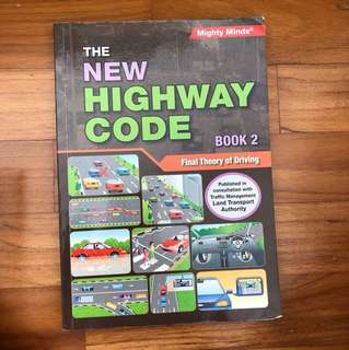 THE NEW HIGHWAY CODE BOOK2