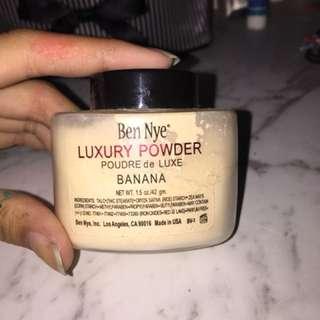 Ben nye loose powder