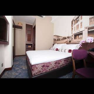 1 Night Stay @ Aqueen Heritage Hotel (Joo Chiat)
