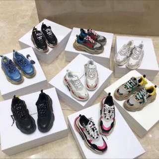 巴黎世家 2018 鞋