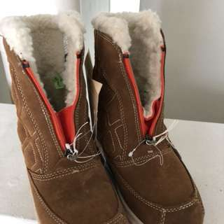 Kids Timberland Winter Shoes