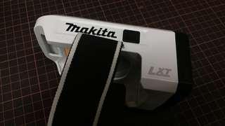 Makita LXLM01 18v led 電筒 白色版 淨機