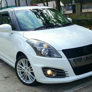 SUZUKI SWIFT Sport 1.6 2013年