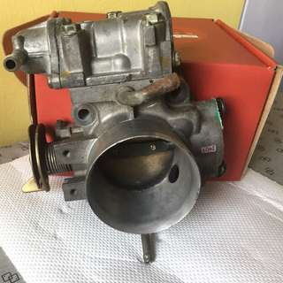 Civic B-series throttle body