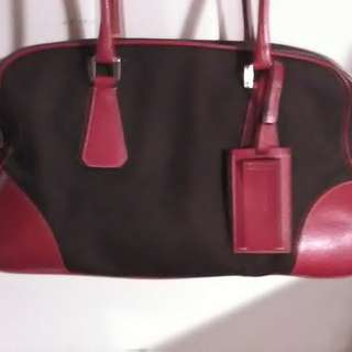 Like new Prada Bowler Bag