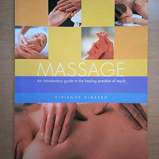 Book on Massage