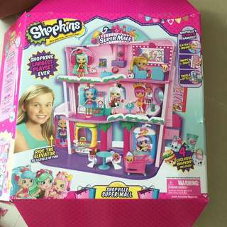 Shopkins toy only play 2 time