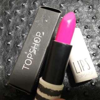 Topshop Lipstick Legend Colour Pink