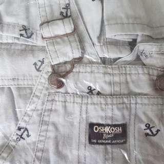 Osh Kosh Boys jumpsuit 18m- Brand new