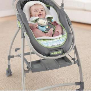 Mobile Lounger & Bouncer for babies, Like new, Free delivery !!