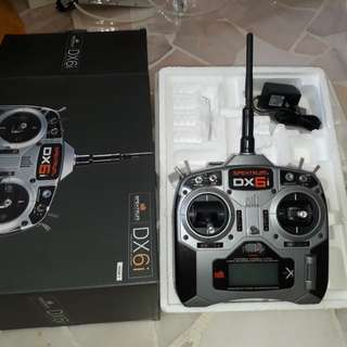 SPEKTRUM DX6i Transmitter TX