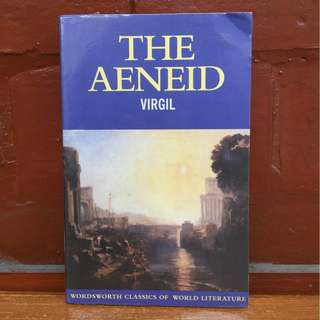 The Aeneid (Wordsworth Classics) by Virgil