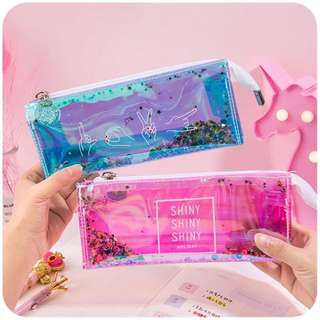 Po: Jelly pencil case