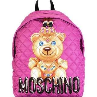 Moschino 全新未剪牌