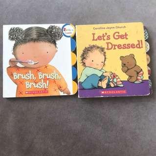 Toddler board books