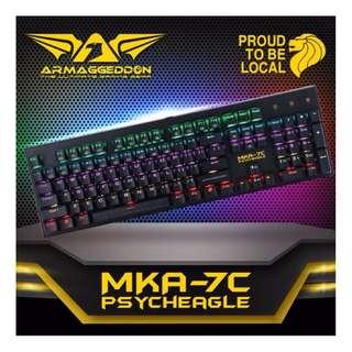 Armaggeddon MKA-7C Mechanical Keyboard