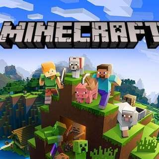 [INSANE SALE!] Minecraft #HUAT50SALE