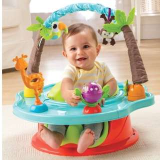 Summer Infant 3-Stage Infant Deluxe SuperSeat
