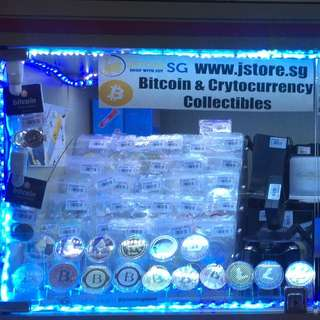 Cryptocurrency collection singapore