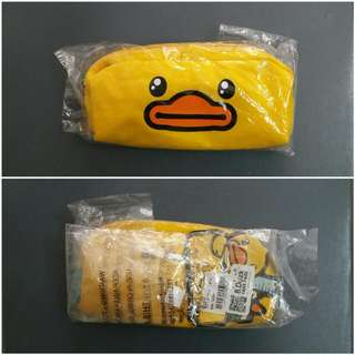 B Duck正版筆袋