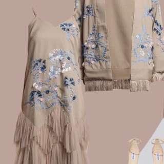 Sissae Qipao Jillian Dress