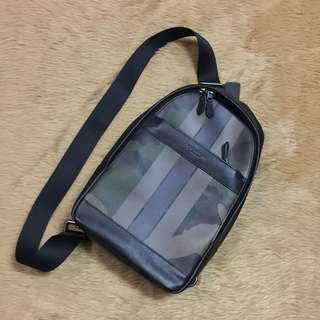 Coach Varsity Men's Camouflage Bag