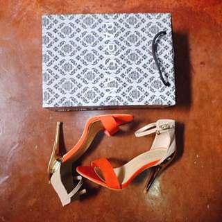 Parisian Ankle Strap Heels