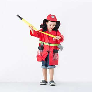 Kids Role Play Costume - Fire Fighter