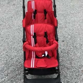 Preloved Tinyworld Tandem Stroller