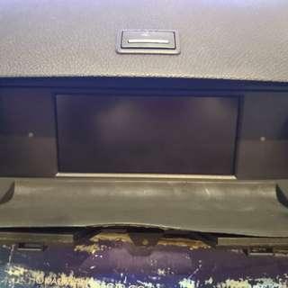 W204 原裝屏幕