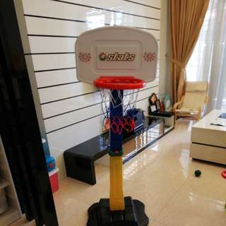 Kid basket ball hoop