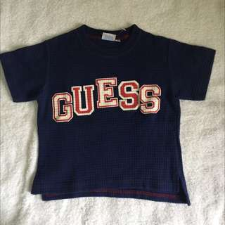 Authentic Guess Tshirt