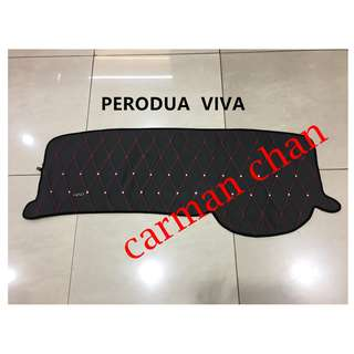 PERODUA VIVA DAD NON SLIP DASHBOARD COVER WITH DIAMOND
