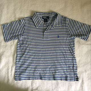 Authentic RL Polo Shirt Stripes