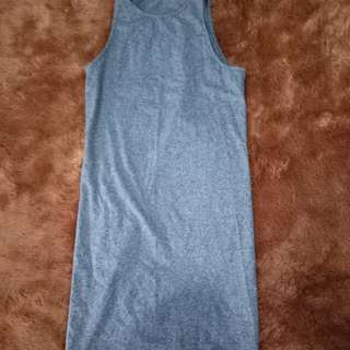 Dress H&M warna Abu