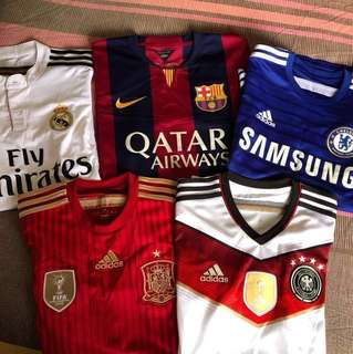 Assorted Jersey